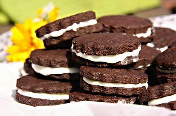 Domácí sušenky Oreo - dobrota, která chutná malým i velkým