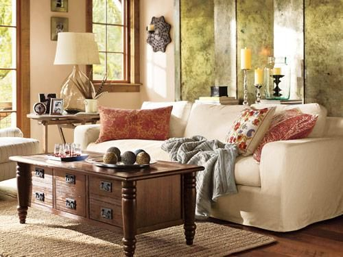 room decorating ideas room dcor ideas room gallery pottery barn living room