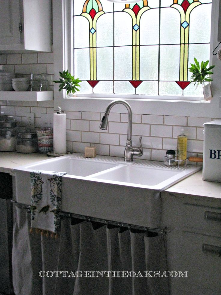 1000 Images About Farmhouse Kitchen Ideas On Pinterest Islands Open Shelving And Magnolia Homes