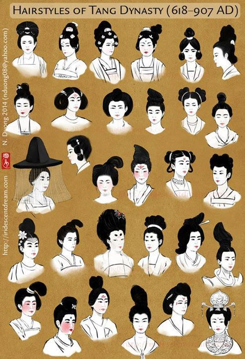 HISTORY OF HAIR THE ANCIENT CIVILIZATIONS – CHINA Chinese hairstyles vary depending on the age of the woman and her marital status and the reason for their hair being extremely long was because it was considered disrespectful to cut hair because it was inherited from their parents. Girls (and unmarried women) would usually wear their hair long and braided as for unmarried women. For married women this is reversed as their hair is tied up, with the odd loose curl to show that she is already…