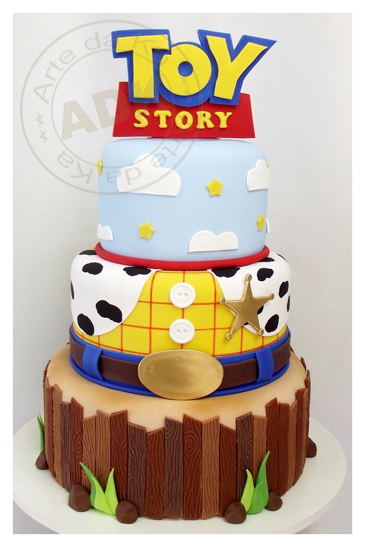 Toy Story Cracked Magazine: 1000+ Images About Toy Story Cakes On Pinterest