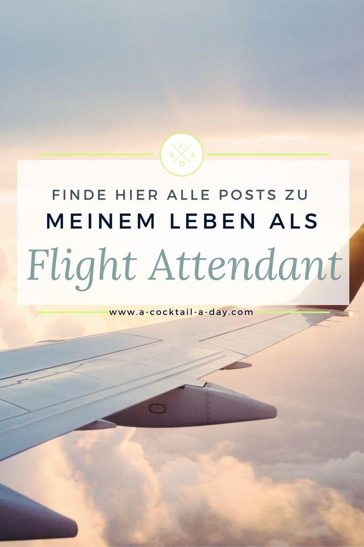 Alle Posts zu meinem Leben als Flight Attendant