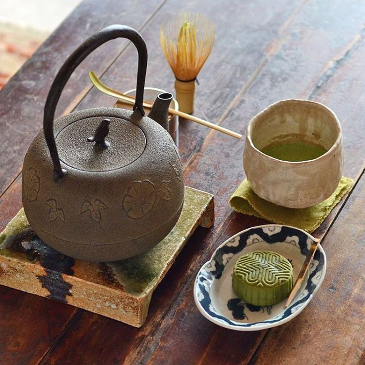 Tokyo Tetsubin (cast iron kettles) are back in stock! This stunning handmade kettle by Tokyo craftsman Yokotsuka Yutaka is decorated with a morning glory motif and has a knob in the shape of a bird. The vining flower is an enduring symbol of old Tokyo culture, especially fitting because Yokotsuka-san works in the same Tokyo foundry where he learned his craft from his grandfather. He makes his own molds and discards them after one use so that the designs are crisp, meaning that no two are…