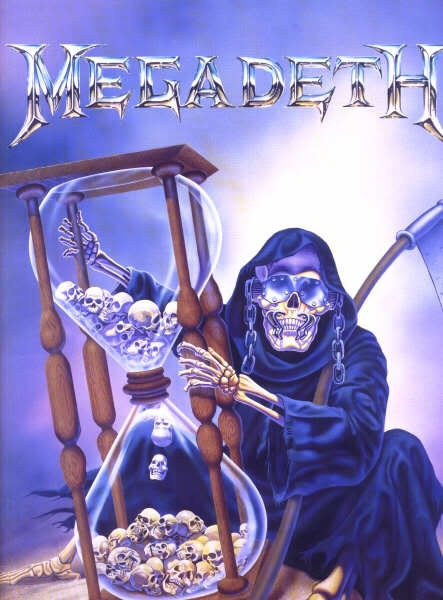 Megadeth Hourglass And The O Jays On Pinterest