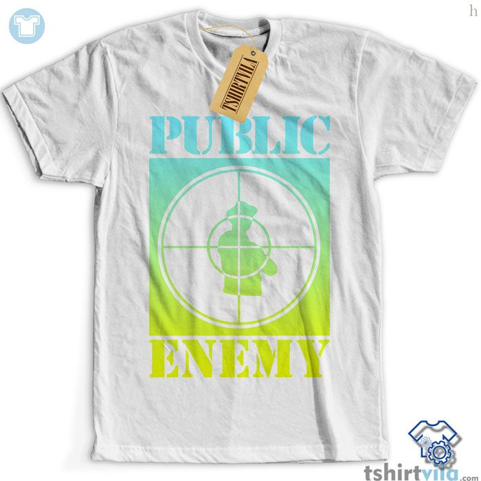 Public Enemy T Shirt Unisex Size XS-3X     Tag a friend who would love this!     FREE Shipping Worldwide     Get it here ---> https://tshirtvila.com/product/public-enemy-t-shirt-unisex