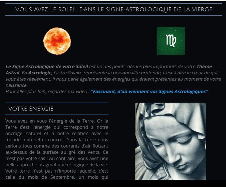 Re-découvrez le Signe Astrologique de la Vierge...