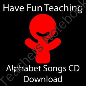 Alphabet Songs by Have Fun Teaching (Phonics Songs, Letter Songs, ABC Songs) from Have Fun Teaching on TeachersNotebook.com -  (27 pages)  - The Alphabet Songs Download includes the Alphabet Song, 26 Alphabet Letter Songs from A to Z, plus Printable Song Lyrics Sheets for All 27 Alphabet Songs! This is a brand new way for teaching and learning phonics, letter sounds and the alphabet. Each alph
