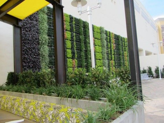 150 best images about green walls vertical landscaping for Living walls vertical gardens