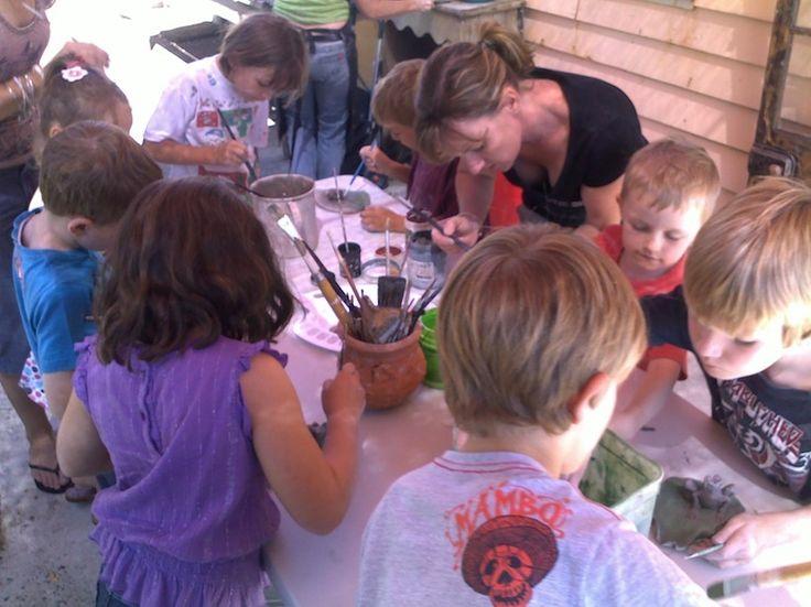 Childrens Mudpies Workshop