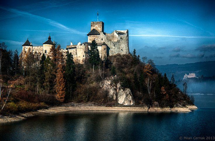 Castle Niedzica by Milan Cernak on 500px