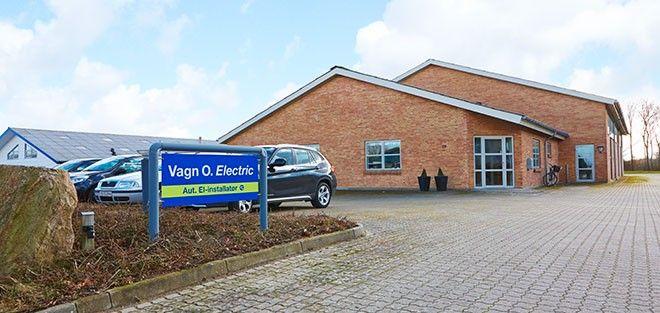 Vagn O. Electric er den lokale elektriker i Kolding og omegn.