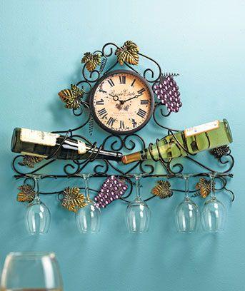 Wine Kitchen Decor Wine Grapes Pinterest Love
