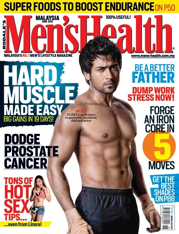 Surya- Actor from the tamil industry (India)