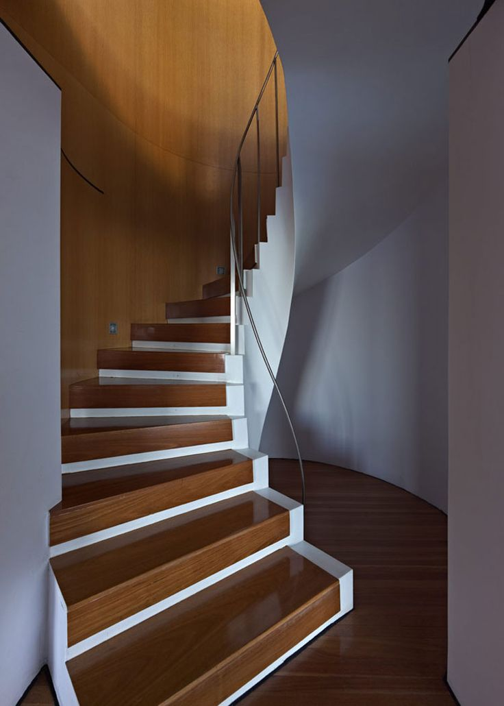 218 best images about modern stairs on Pinterest
