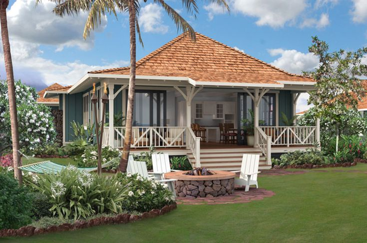78 best hawaiian houses images on pinterest dream houses for Hawaiian style architecture