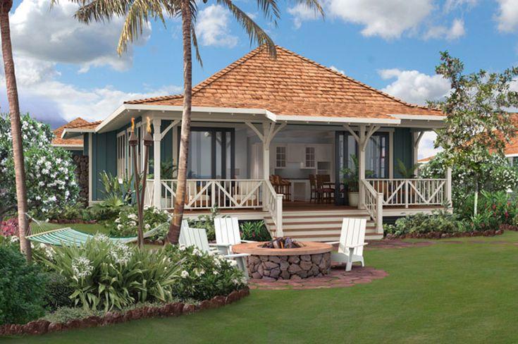 Baby beach cottage, Kaua'i http://kukuiula.com/lot/baby-beach-2-kaulu-street/