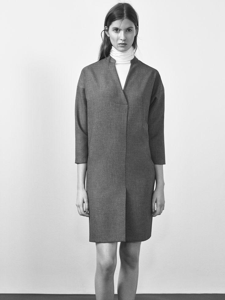 Filippa K AW15, the tunic dress, fall winter 2015