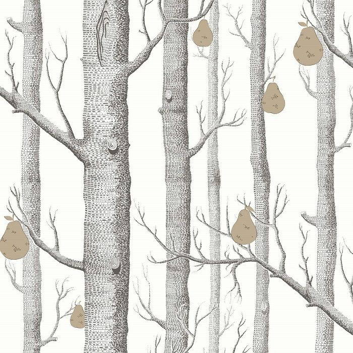 Woods & Pears #wallpaper #trees