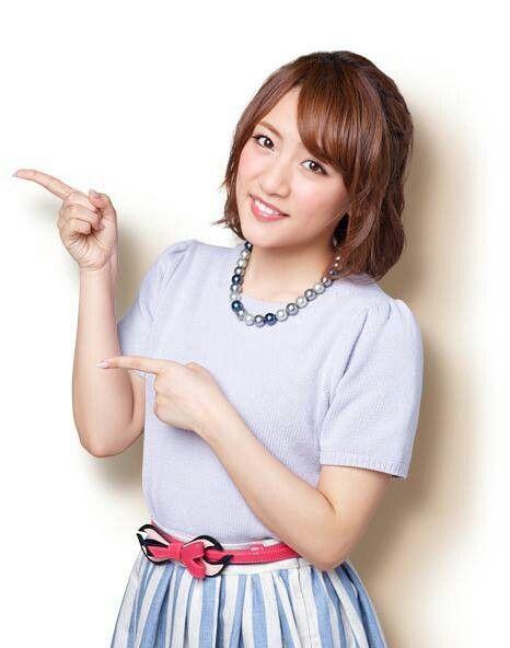 """Minami Takahasi """"Takamina"""" (AKB48)."""