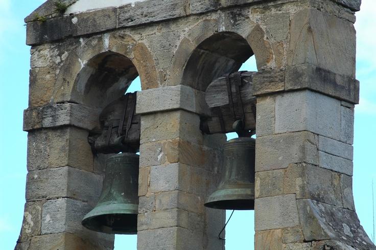 Campanas de la iglesia de valeri