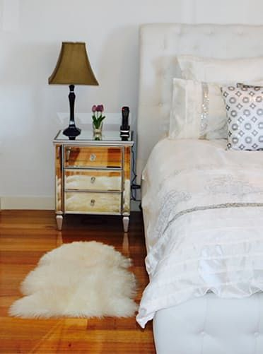 The 5 Most Common Bedroom Decorating Mistakes via @PureWow Best
