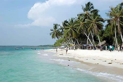 Cartagena de Indias: Islas Barú y Del Rosario