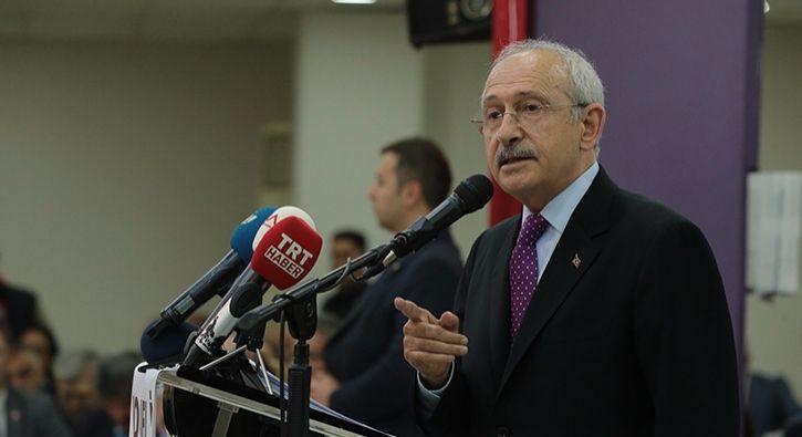 #GÜNDEM Kılıçdaroğlu yine saçmaladı: Referandumda evet çıkarsa muhtarlıklar ve lokantalar kapanacak sözleri yüzünden dalga konusu olan…