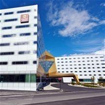Nyt et besøk på Clarion Hotel & Congress og få billetter til Rockheim! Bestill online her!