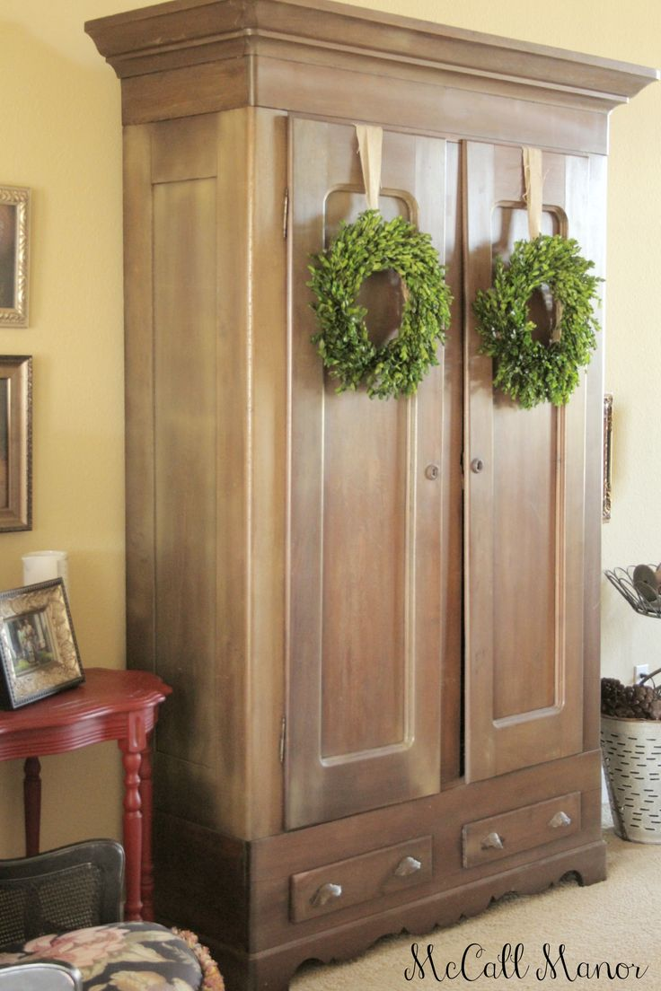 Best 25 Computer Armoire Ideas On Pinterest Craft