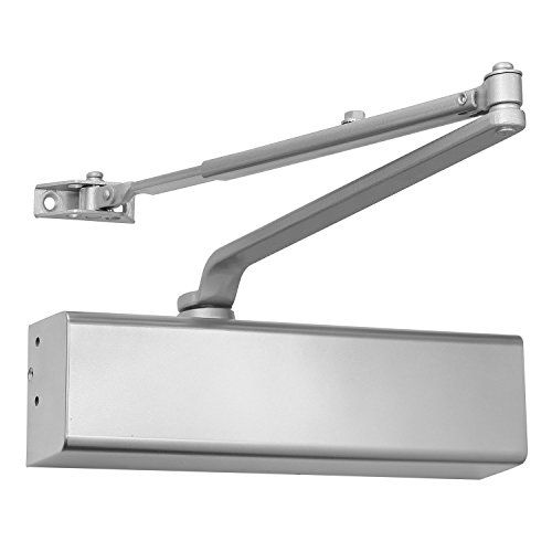 Heavy Duty Grade 1 Cast Aluminum Commercial Door Closer Lawrence Hardware Lh816 For High Traffic Entrances Doorways Aluminum It Cast Closed Doors Store Fronts