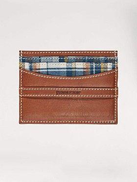 Pendleton Modern Wallet- Hudson Plaid