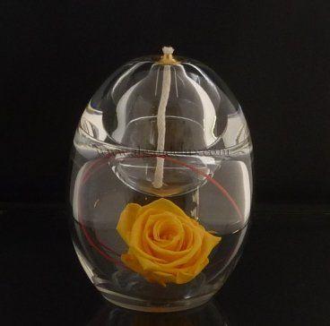 lampes à huile / Diffuseurs Orion MM rose jaune