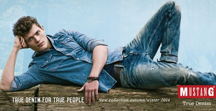 #mustang #jeansstore #jeansstorcom #newcollection #fallwinter14 #fw14 #autumn