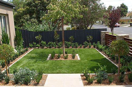 17 best images about garden on pinterest gardens for Large low maintenance garden