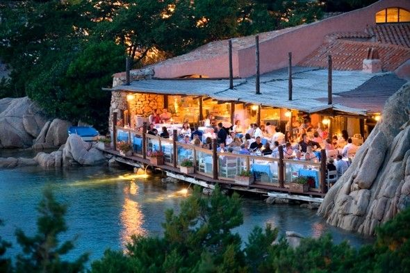 Billionaire Porto Cervo | best restaurant