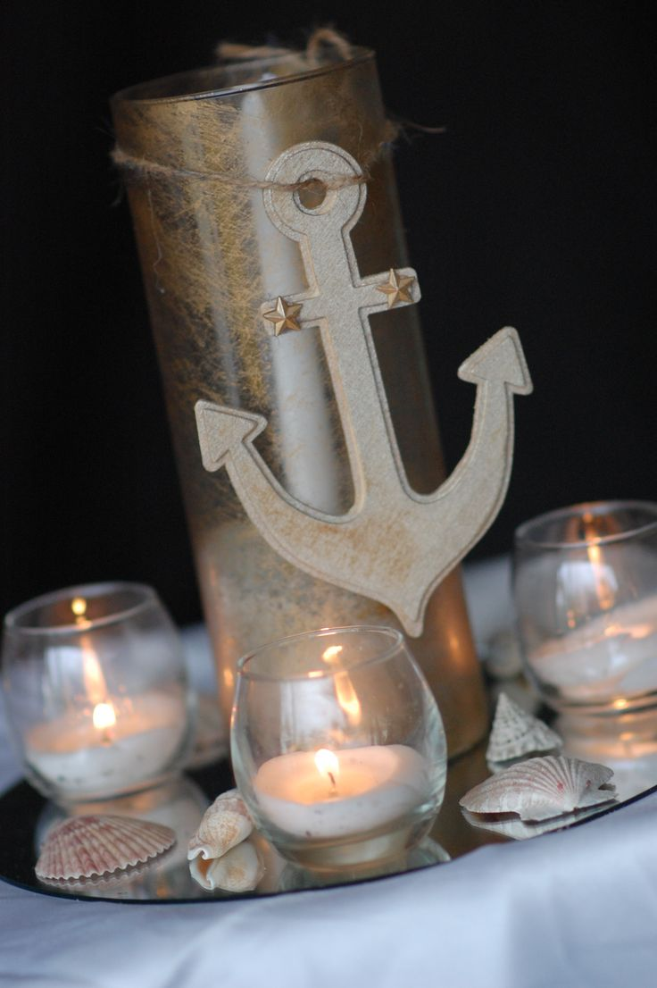 Of s best nautical centerpiece ideas on pinterest