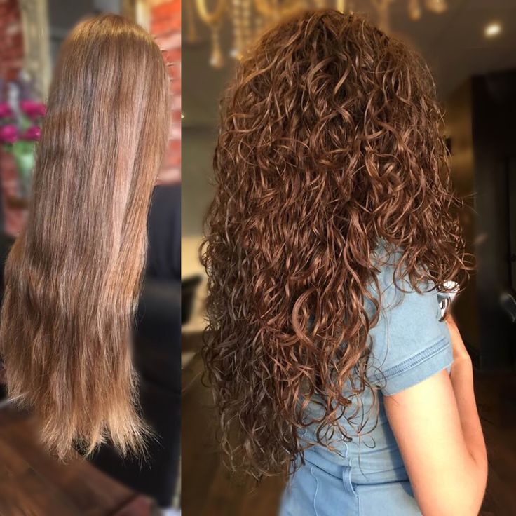 Before & After in 2020 Hair stylist jobs, Permed