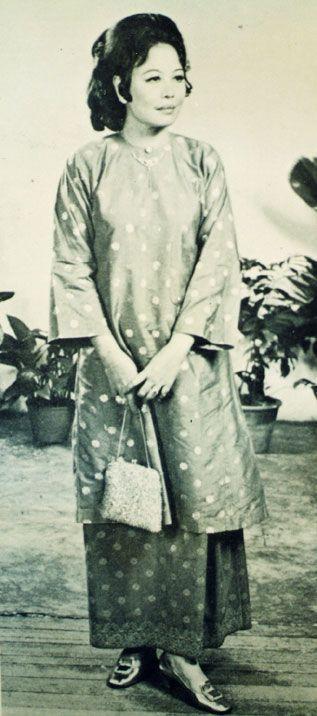 Baju Kurung: …