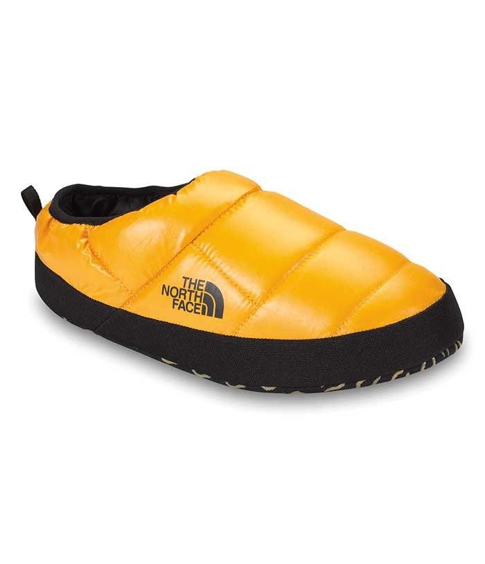 Yellow Tent Mule III by North Face. Indoor slippers. [I OWN THIS -  sc 1 st  Pinterest & The 25+ best North face slippers ideas on Pinterest | Under armour ...