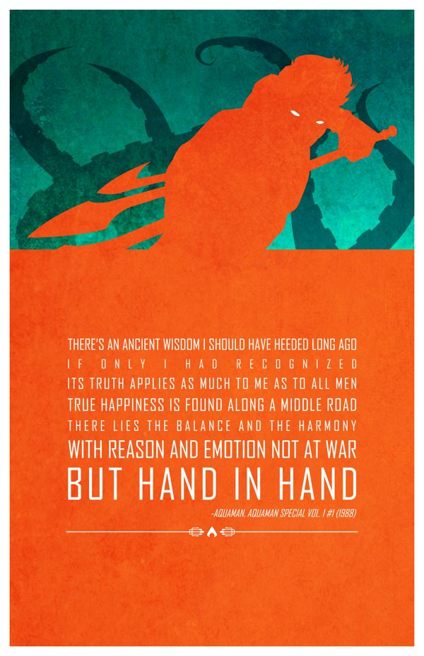 #thoughts http://www.positivewordsthatstartwith.com/   Superheroes and words of wisdom - Aquaman #inspirationalquotes