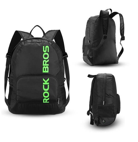 RockBros Outdoor Backpack Large Capacity Backpack For Camping Travelling Hiking