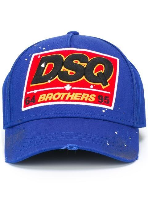 DSQUARED2 Brothers Baseball Cap. #dsquared2 #cap