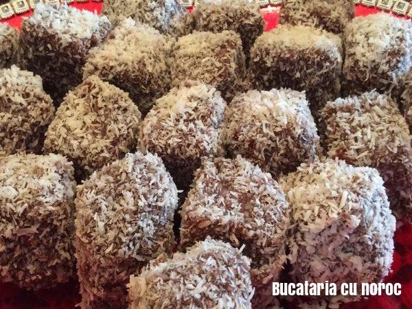 Prajitura tavalita prin nuca de cocos - Bucataria cu noroc