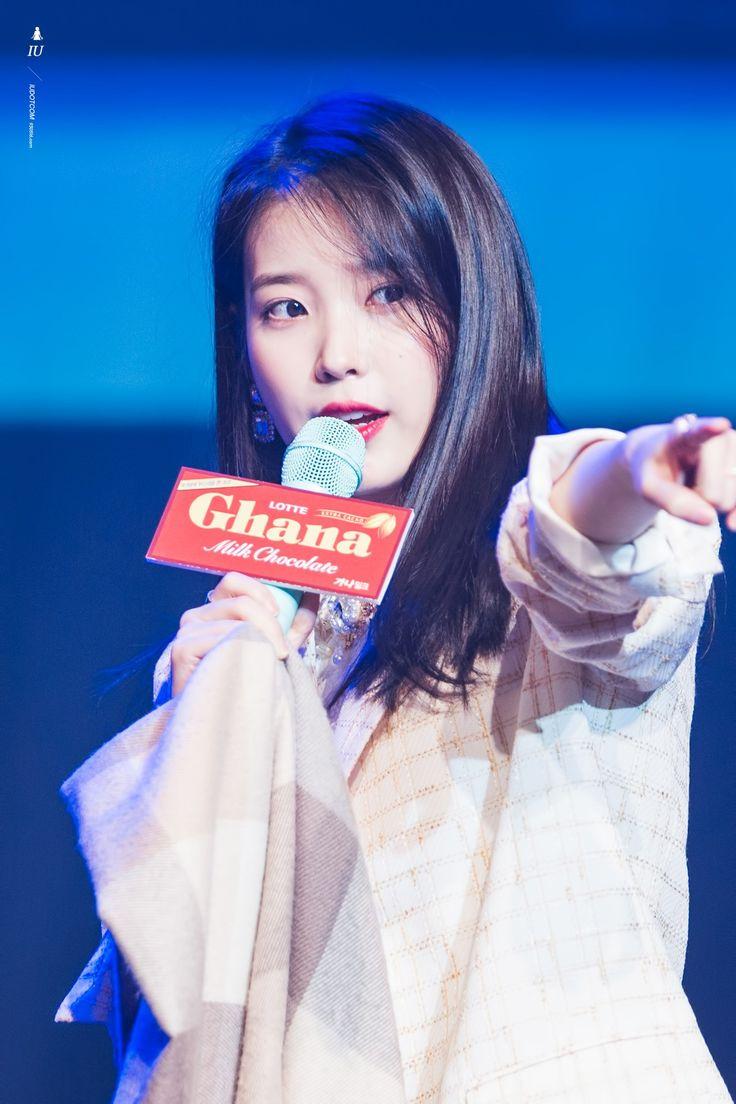 IU *아이유   한국 여배우, 아름다운 유명인, 여성 얼굴