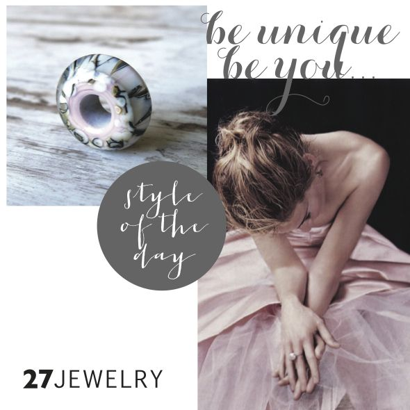 27jewelry romantic and mysterious charm for your European style bracelet.