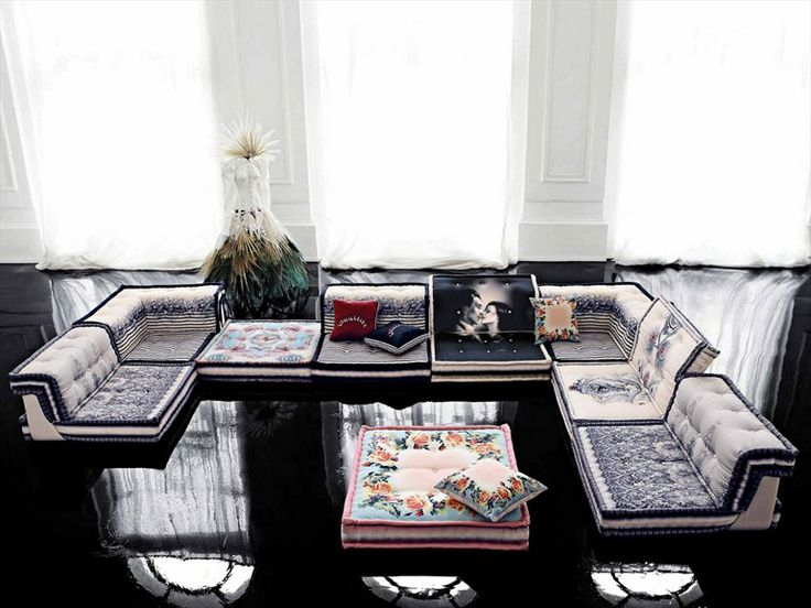 22 best Roche Bobois images on Pinterest Bedrooms, Couches and - schlafzimmer design ideen roche bobois