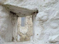 Betekintés [Római katolikus templom és körítőfala, Tar]