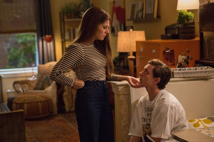 Marisa Tomei and Tom Holland (Spider-Man: Homecoming) (2017)