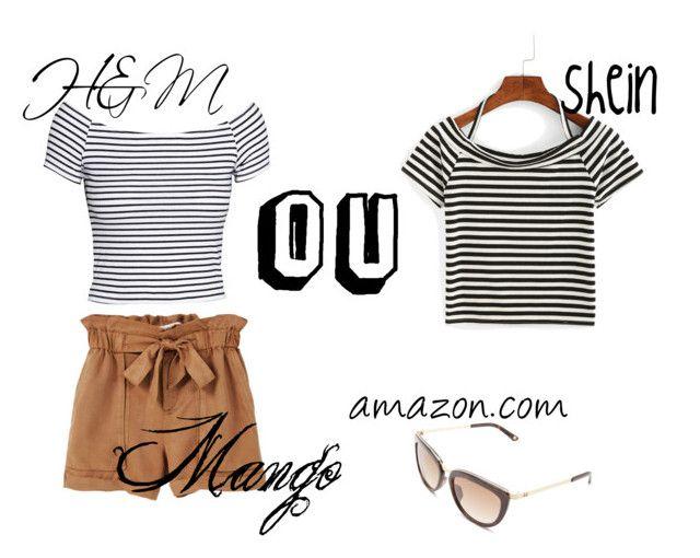 """Ashley Benson Style"" by saragrodrigues on Polyvore featuring moda, MANGO, H&M e ESCADA"