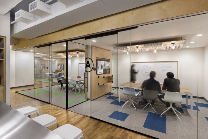 Wework nyc coworking office http www Coworking space design ideas